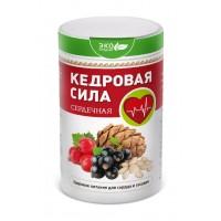 Продукт белково-витаминный Кедровая сила - Сердечная
