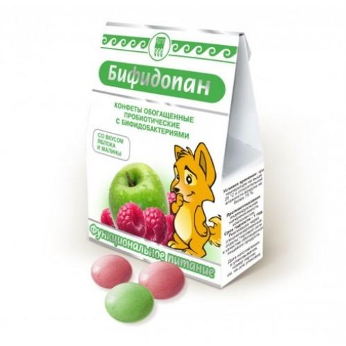 Конфеты обогащенные пробиотические Бифидопан  г. Самара